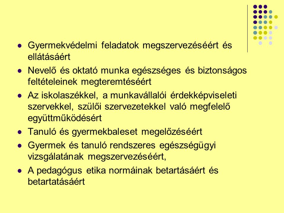20/2012 EMMI rendelet 3.§ MUNKATERV A munkaterv határozza meg az óvodai nevelési év helyi rendjét.