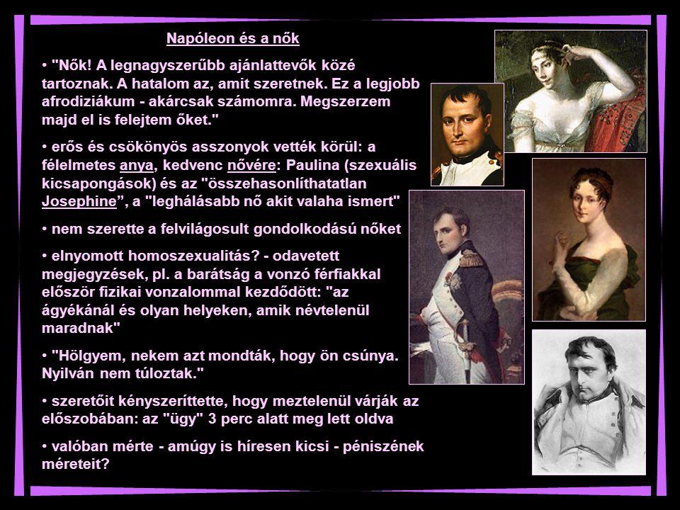 Napóleon és a nők