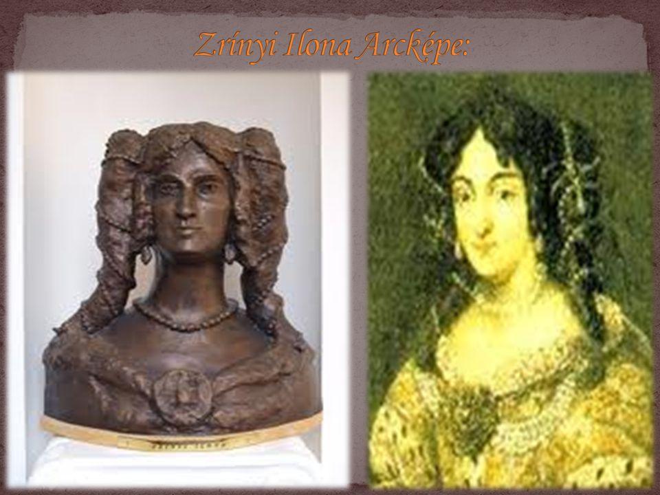 IV.Zrínyi Péter bán és Frange Katalin leányaként a horvátországi Ozaljvárban született.