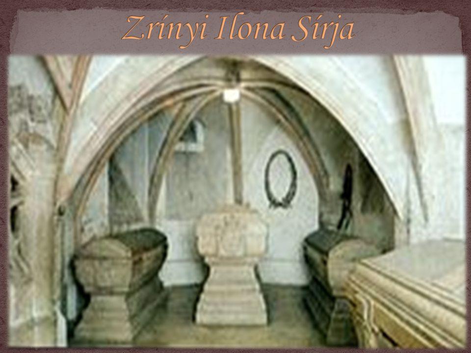 Zrínyi Ilona grófnő, németül Helena Gräfin Zrinski, horvátul Jelena Zrinski (Ozaly, Horvátország, 1643 – Nikomédia, Anatólia, 1703.