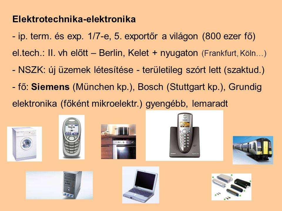 Elektrotechnika-elektronika - ip.term. és exp. 1/7-e, 5.