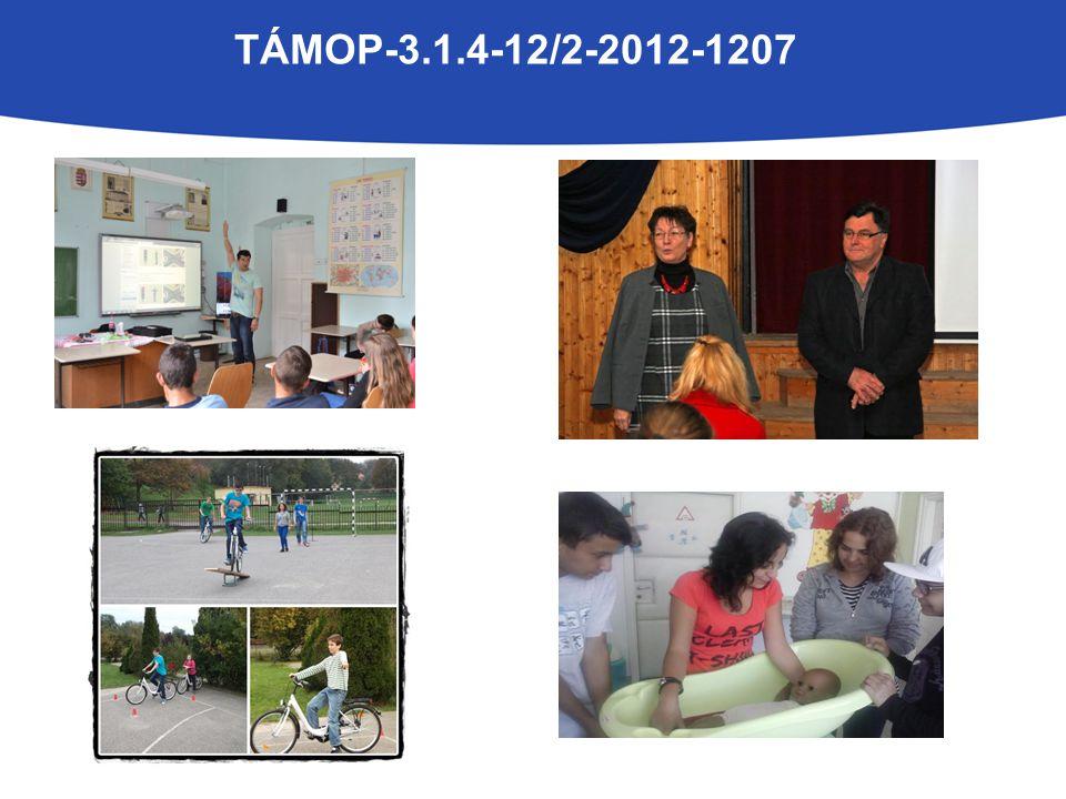 TÁMOP-3.1.4-12/2-2012-1207