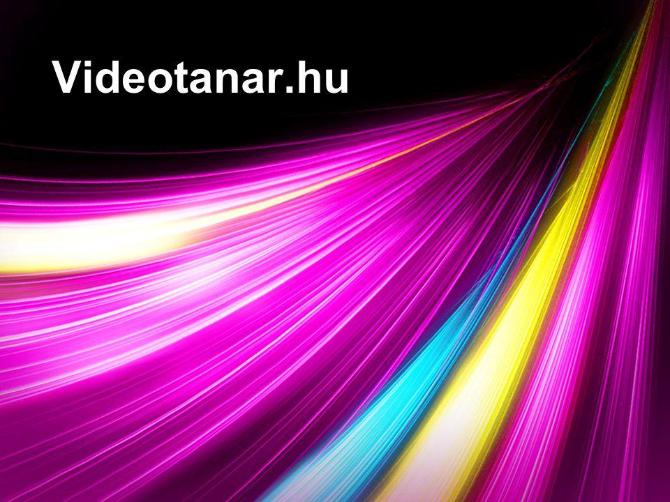 Informatika 4.Infokommunikáció (IKT és médiainformatika)