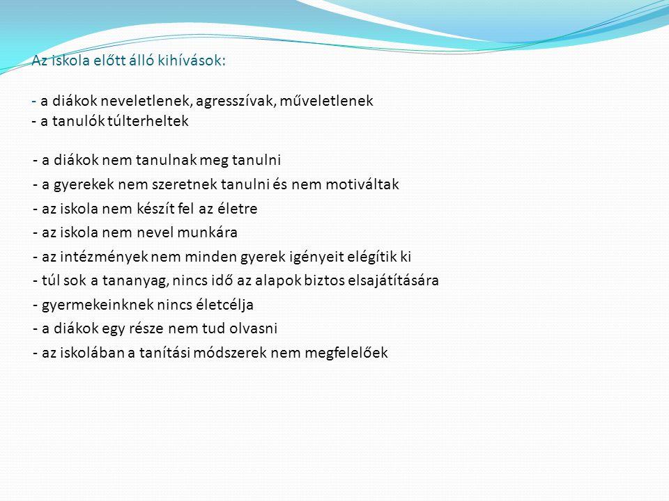 ( Marklund, két fejlődési fokozata I.
