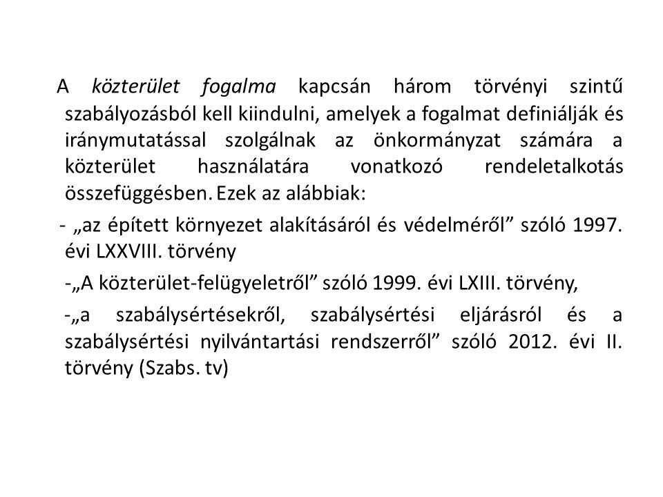 Az Étv 2.§ 13.