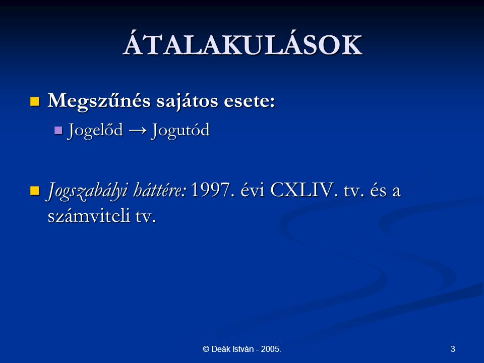 24© Deák István - 2005.