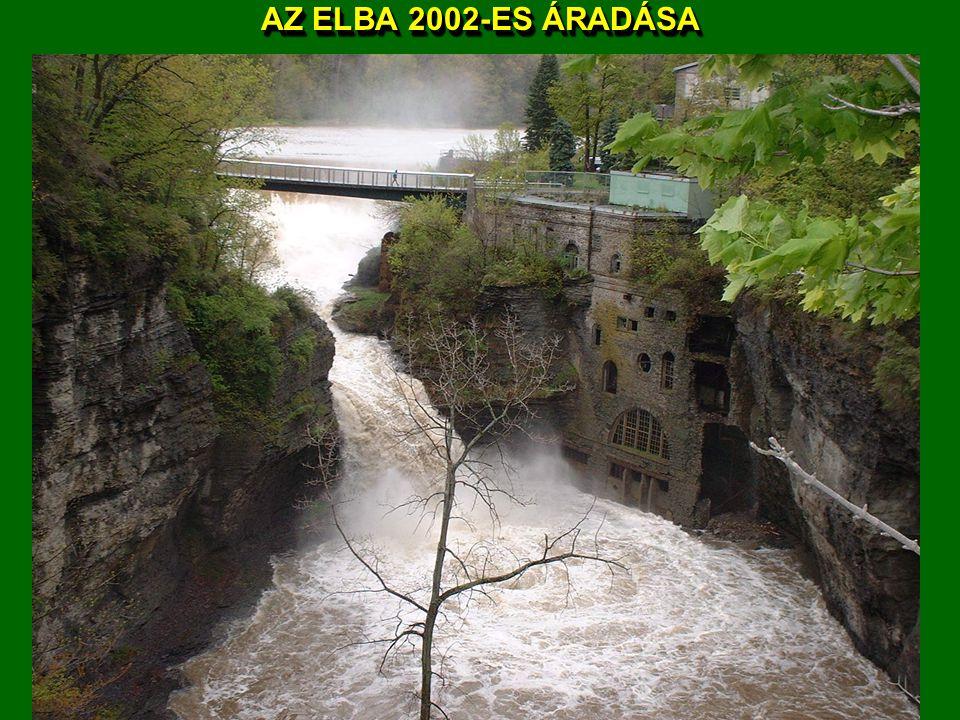 AZ ELBA 2002-ES ÁRADÁSA