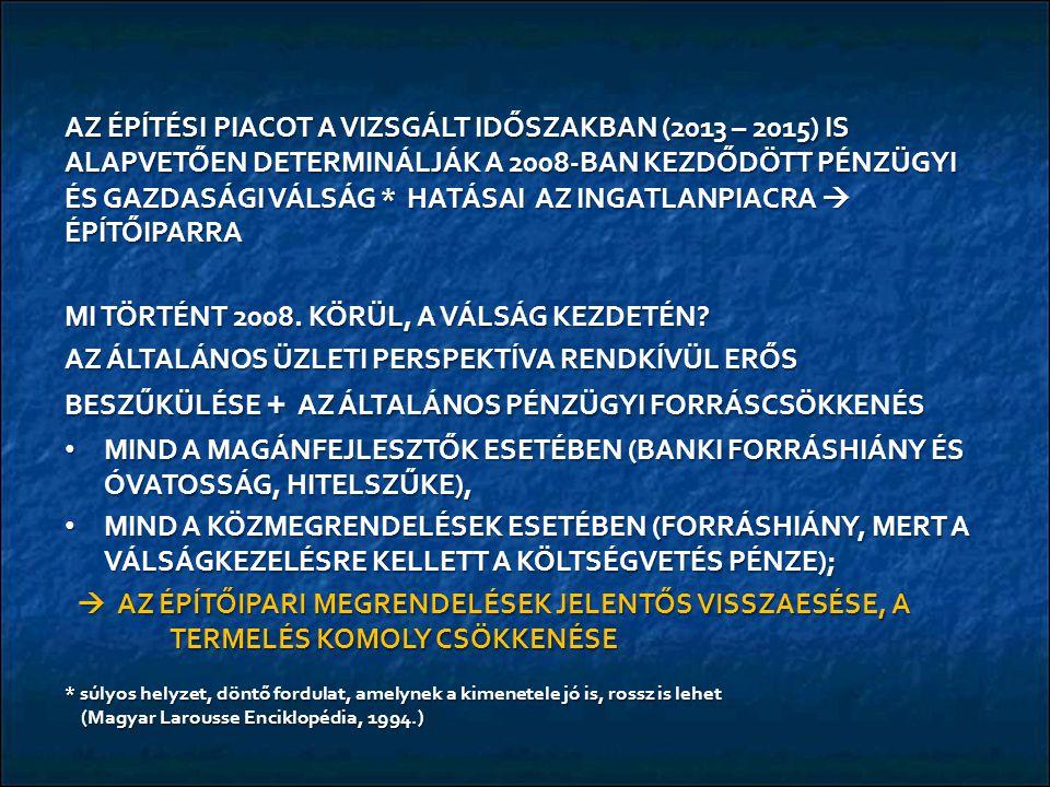 (FORRÁS: EUROSTAT, 2015. 02. 18.)