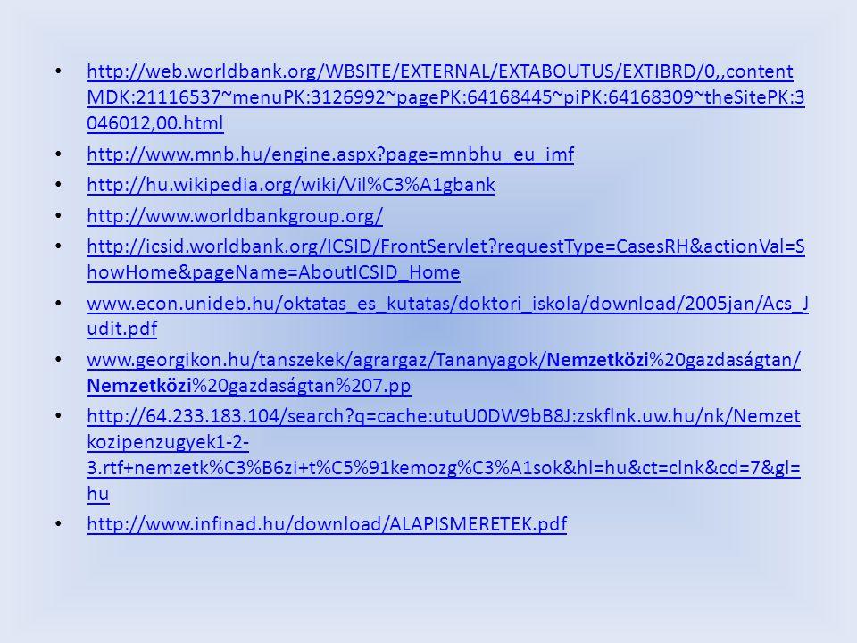 http://web.worldbank.org/WBSITE/EXTERNAL/EXTABOUTUS/EXTIBRD/0,,content MDK:21116537~menuPK:3126992~pagePK:64168445~piPK:64168309~theSitePK:3 046012,00