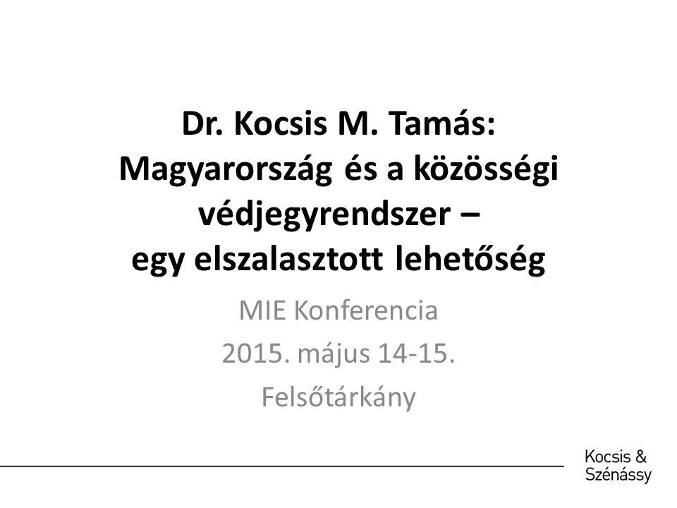 Dr. Kocsis M.