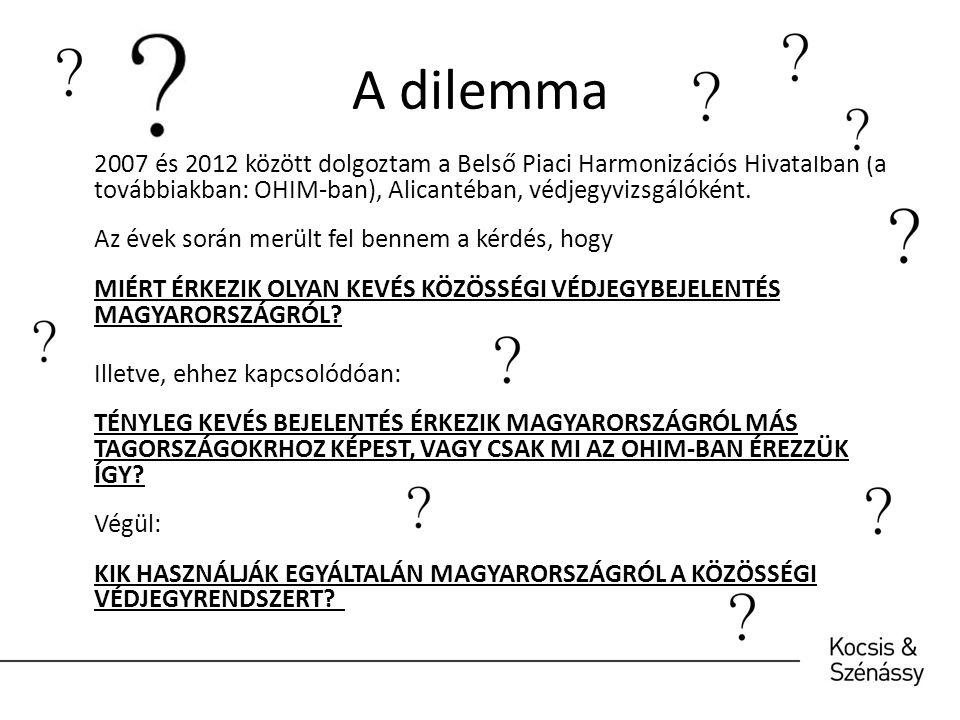 Alapfogalmak: Mi számít magyar közösségi védjegybejelentésnek, illetve közösségi védjegynek.