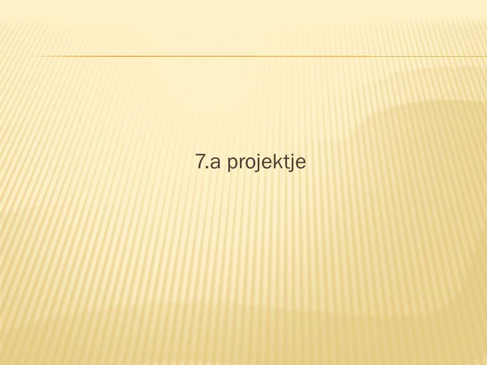7.a projektje