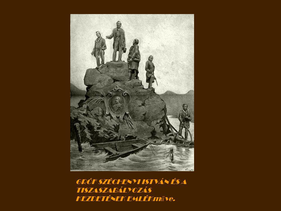 Széchenyinek régi vágya volt, hogy megnyissa a Dunát a kereskedésnek, egészen a Fekete-tengerig. DunátFekete-tengerig Tíz éven át vezette a munkálatok