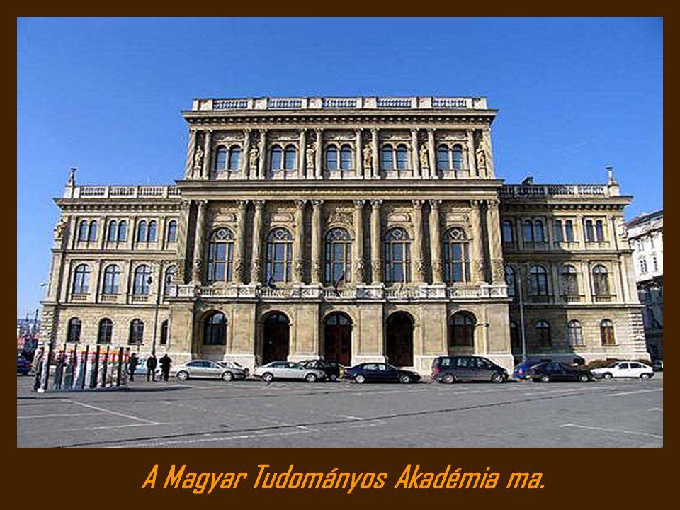 Már az 1791. évi országgyűlés tudományi bizottsága is felvette programjába a katonai és a képzőművészeti akadémián kívül egy magyar tudományos akadémi