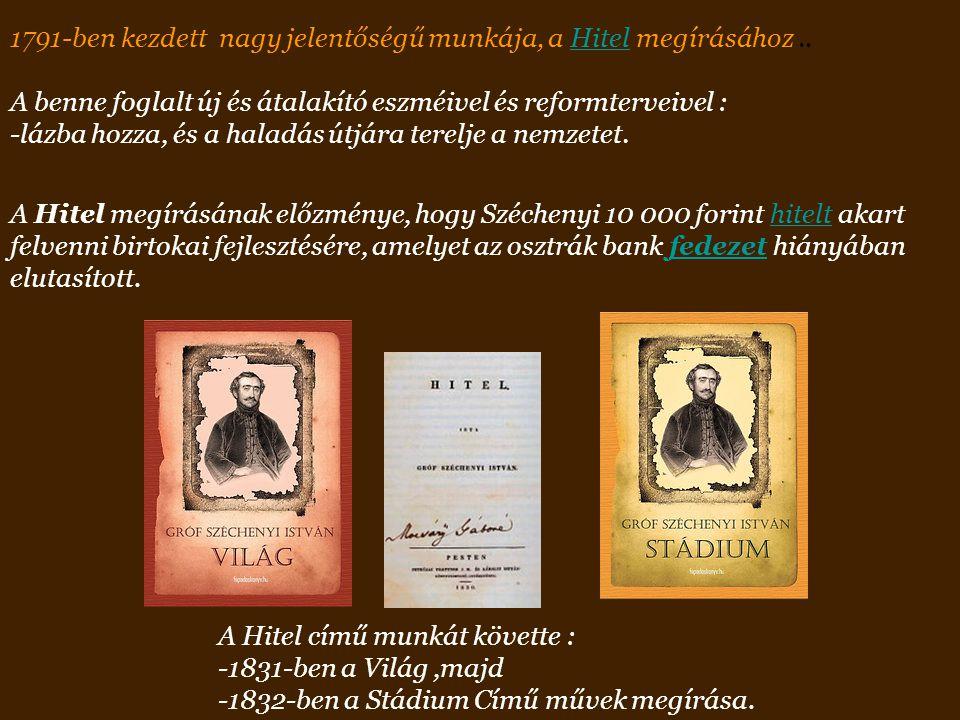 Széchenyi szobra Budapesten, a róla elnevezett téren, az MTA palotája el ő tt…..BudapestenMTA
