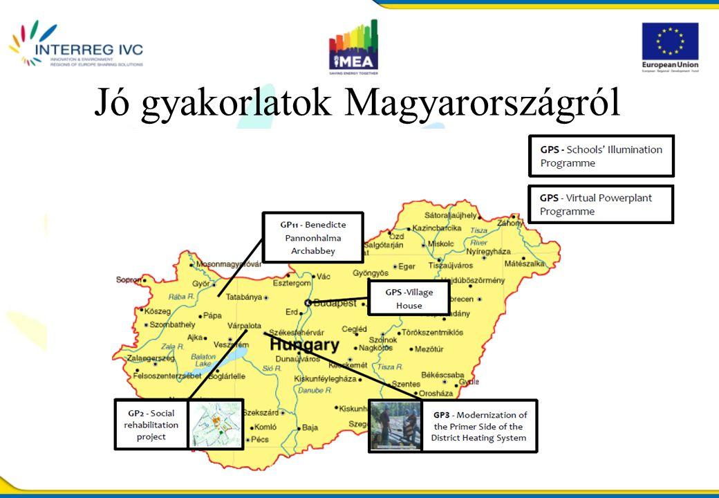 Jó gyakorlatok Magyarországról