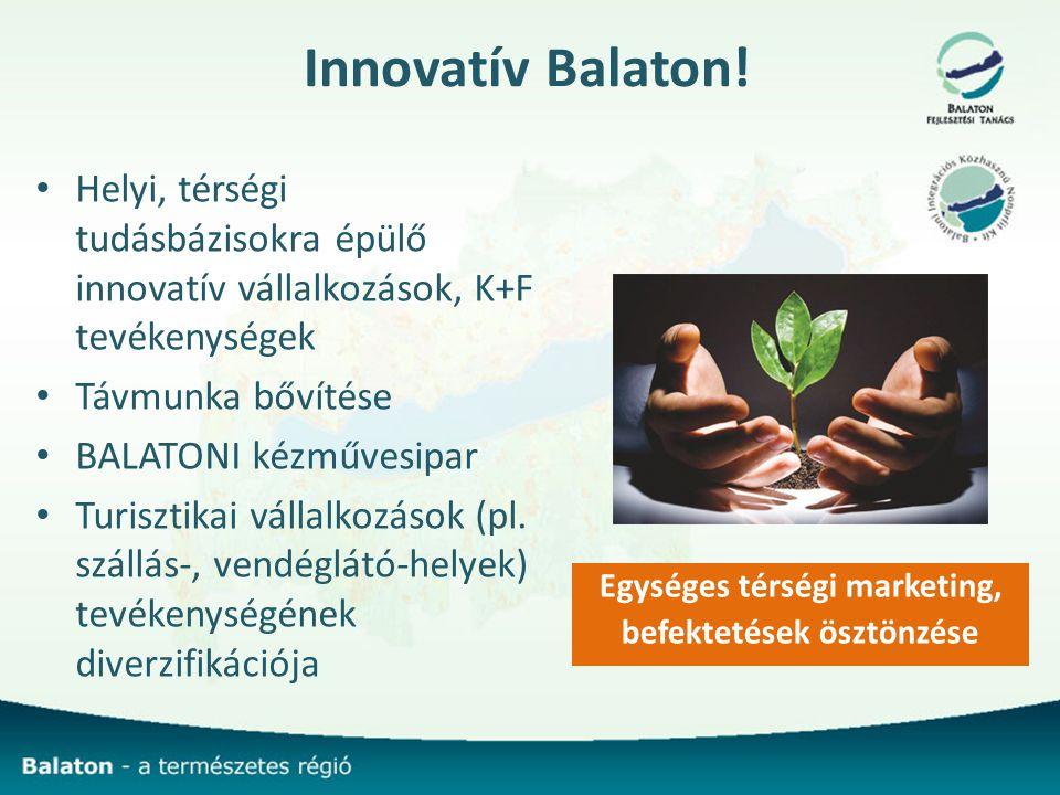 Innovatív Balaton.