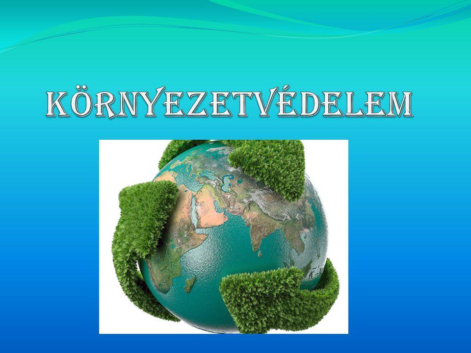 A környezetvédelem ideológia,filozófia és mozgalom is.