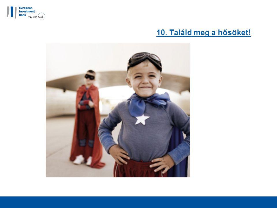 10. Találd meg a hősöket!