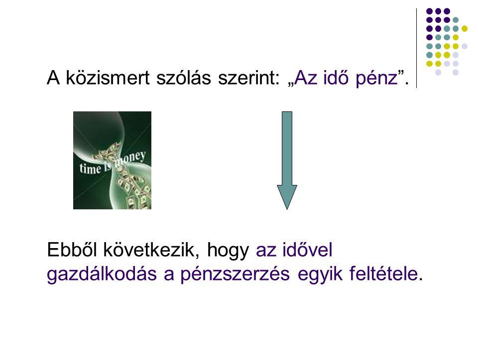 Projekttervezés modelljei I.– A természetes tervezési modell (agy) 1.