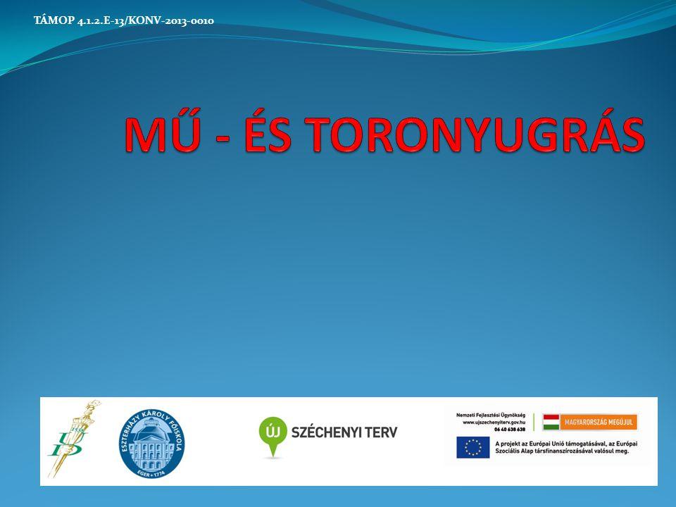TÁMOP 4.1.2.E-13/KONV-2013-0010