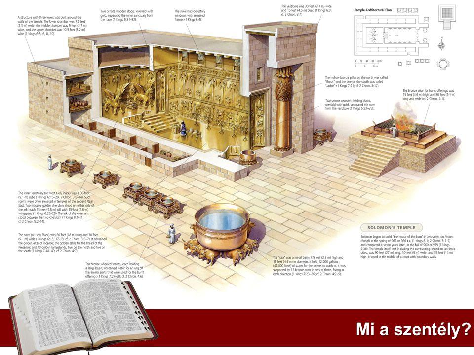 """eljön az ő templomába az Úr """"és mindjárt eljön az ő templomába az Úr, a kit ti kerestek, és a szövetségnek követe, a kit ti kívántok; ímé, eljön, azt mondja a Seregeknek Ura."""