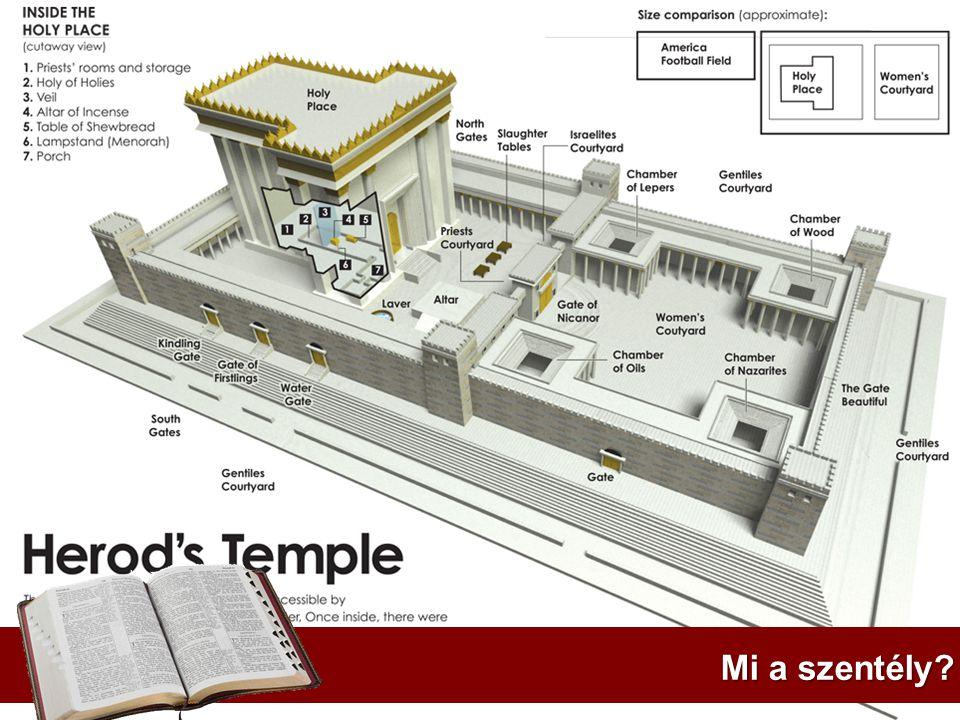 a templom kárpitja fölétől aljáig ketté hasadt Jézus pedig ismét nagy fennszóval kiáltván, kiadta lelkét.