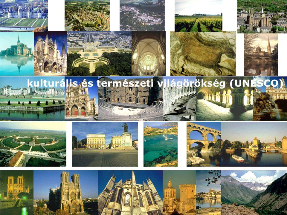 kulturális és természeti világörökség (UNESCO)