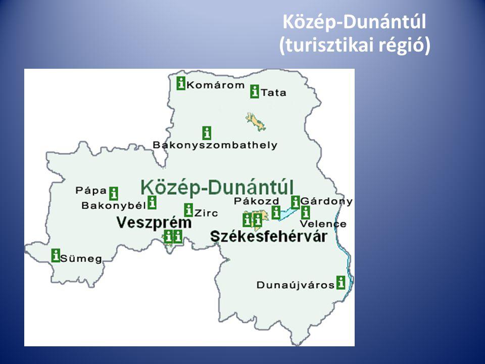 Közép-Dunántúl (turisztikai régió)
