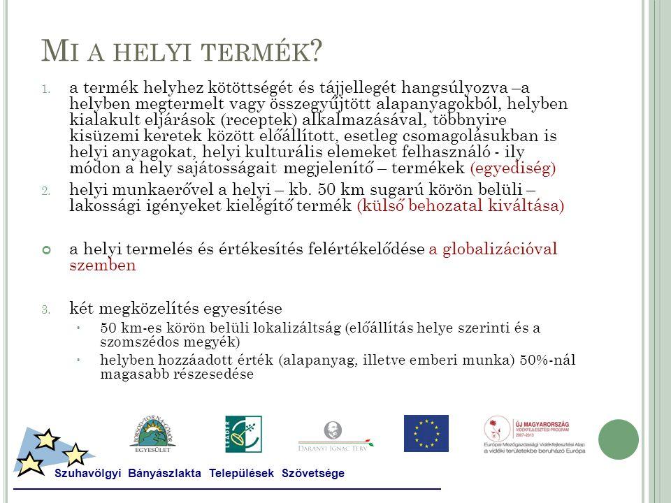 M I A HELYI TERMÉK . 1.