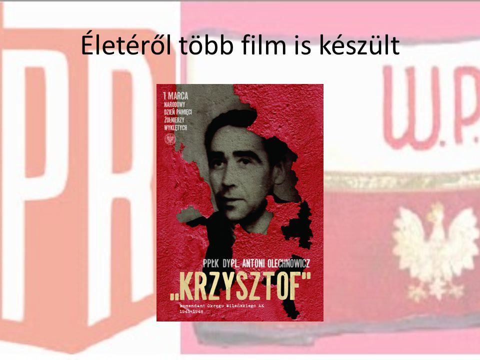 Életéről több film is készült