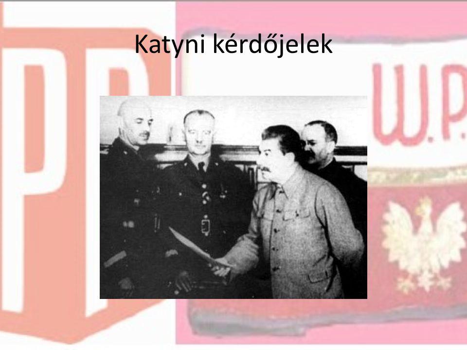 Katyni kérdőjelek