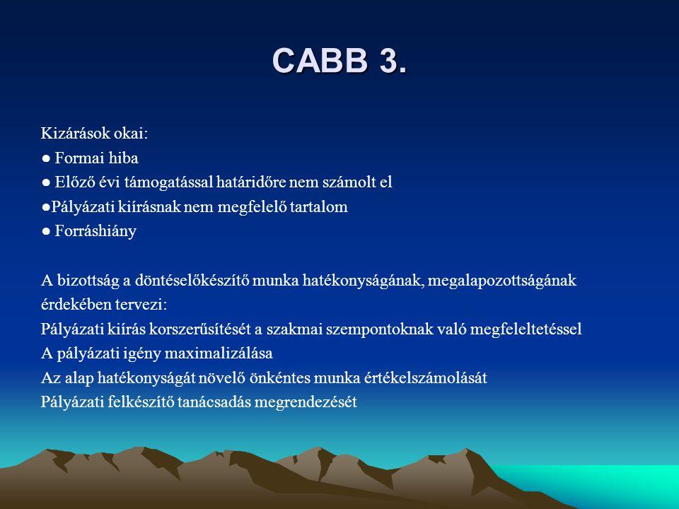 CABB 3.