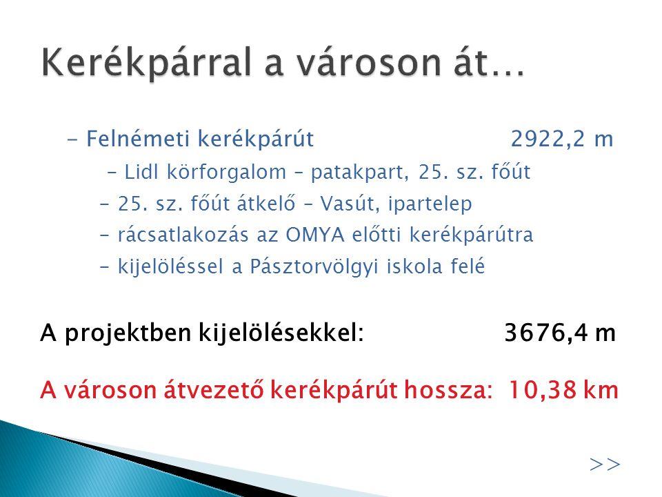 A támogatási összeg: 500 millió Ft Főpályázó: Eger MJV Önkormányzata Támogatásban részesülő partnerek: - EVAT Zrt.