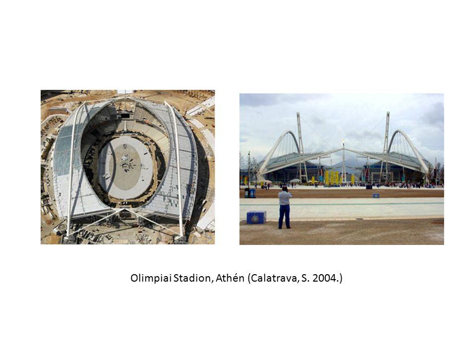 Olimpiai Stadion, Athén (Calatrava, S. 2004.)