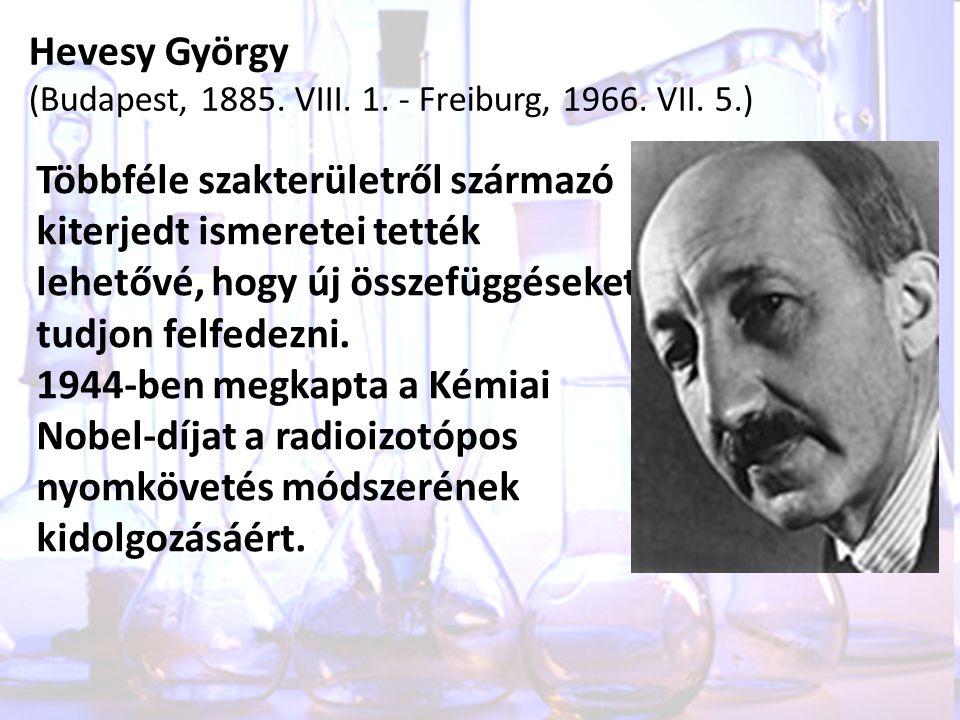 Többféle szakterületről származó kiterjedt ismeretei tették lehetővé, hogy új összefüggéseket tudjon felfedezni. 1944-ben megkapta a Kémiai Nobel-díja