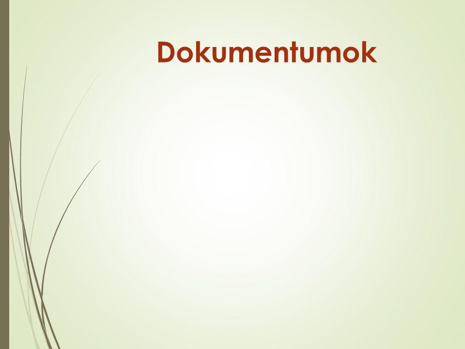 Dokumentumok