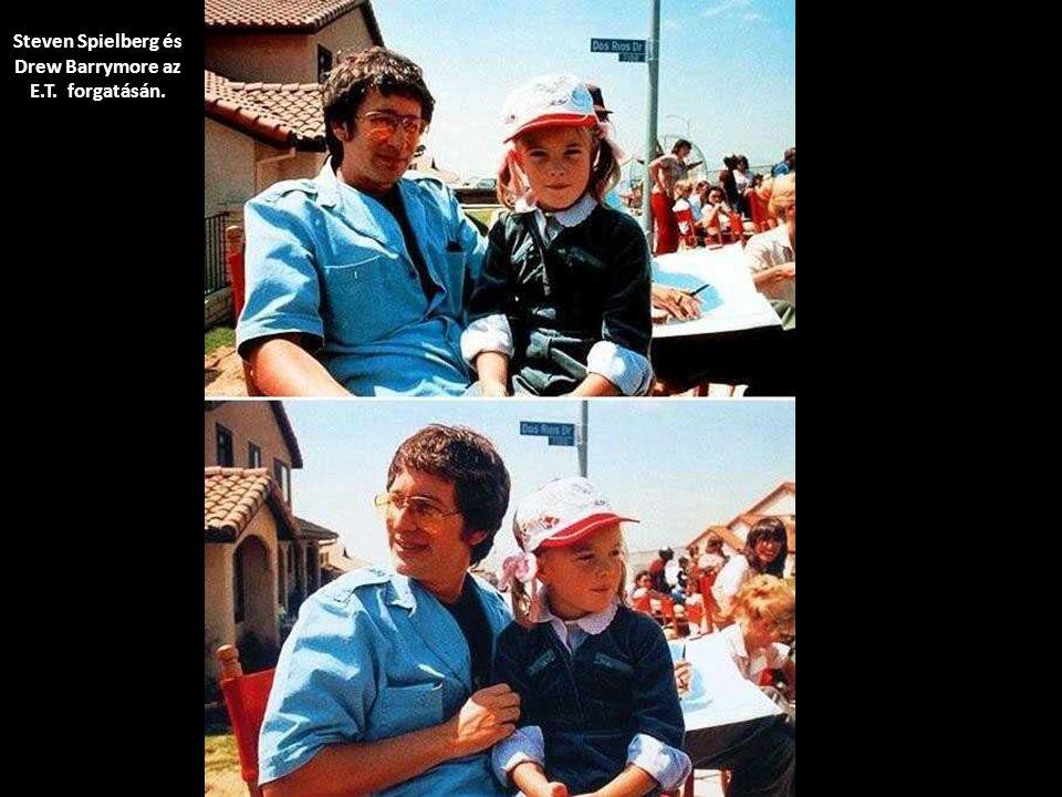 Diane Keaton és Al Pacino a Keresztapa forgatásán 1972- ben.