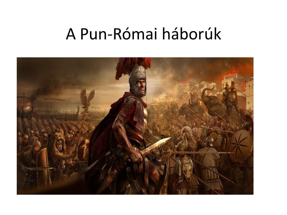 A Pun-Római háborúk