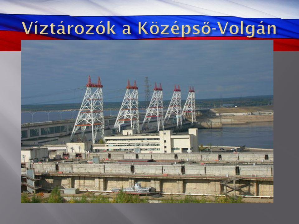  Csebokszári víztározó  2 274 km 2  13,8 Mrd m 3