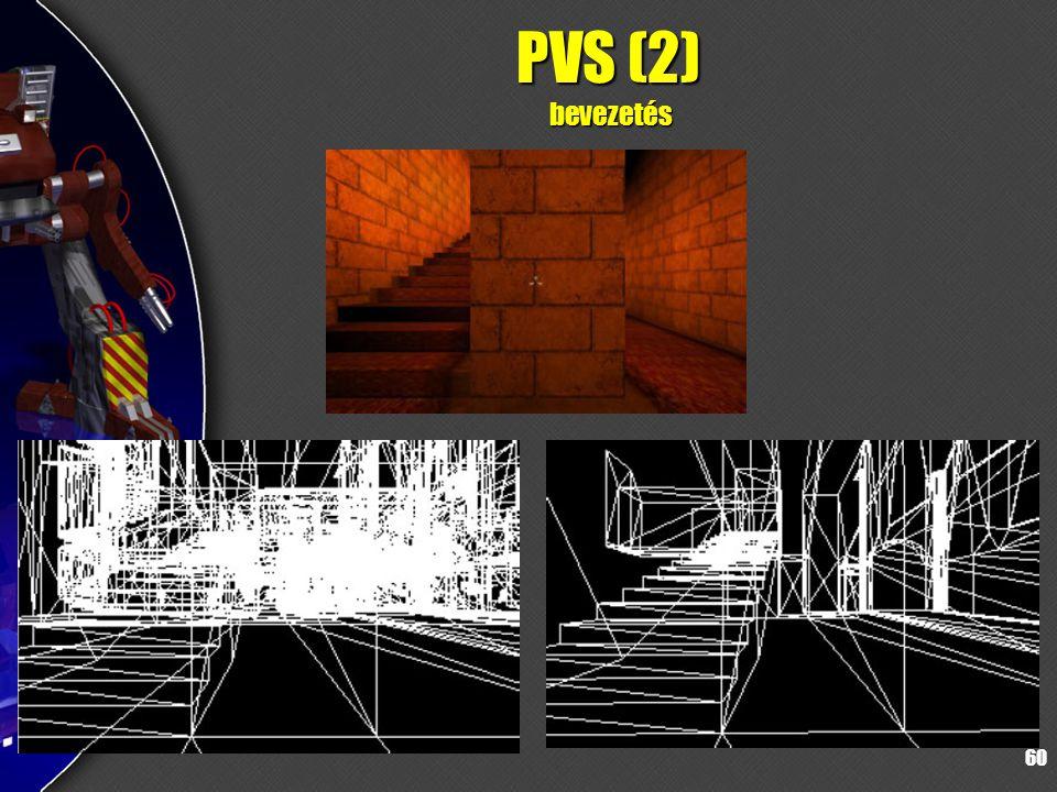 60 PVS (2) bevezetés