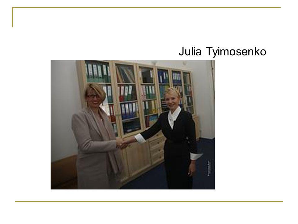 Julia Tyimosenko