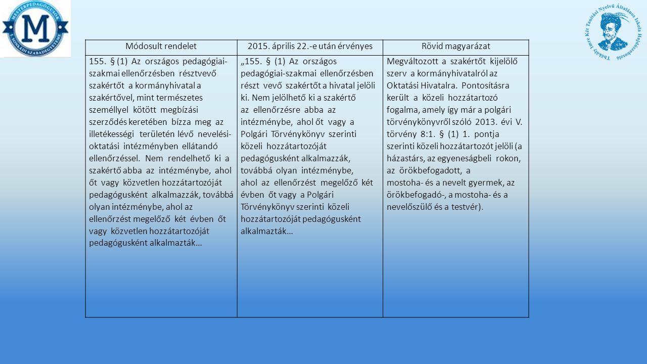 A pedagógusok előmeneteli rendszeréről és a közalkalmazottak jogállásáról szóló 1992.