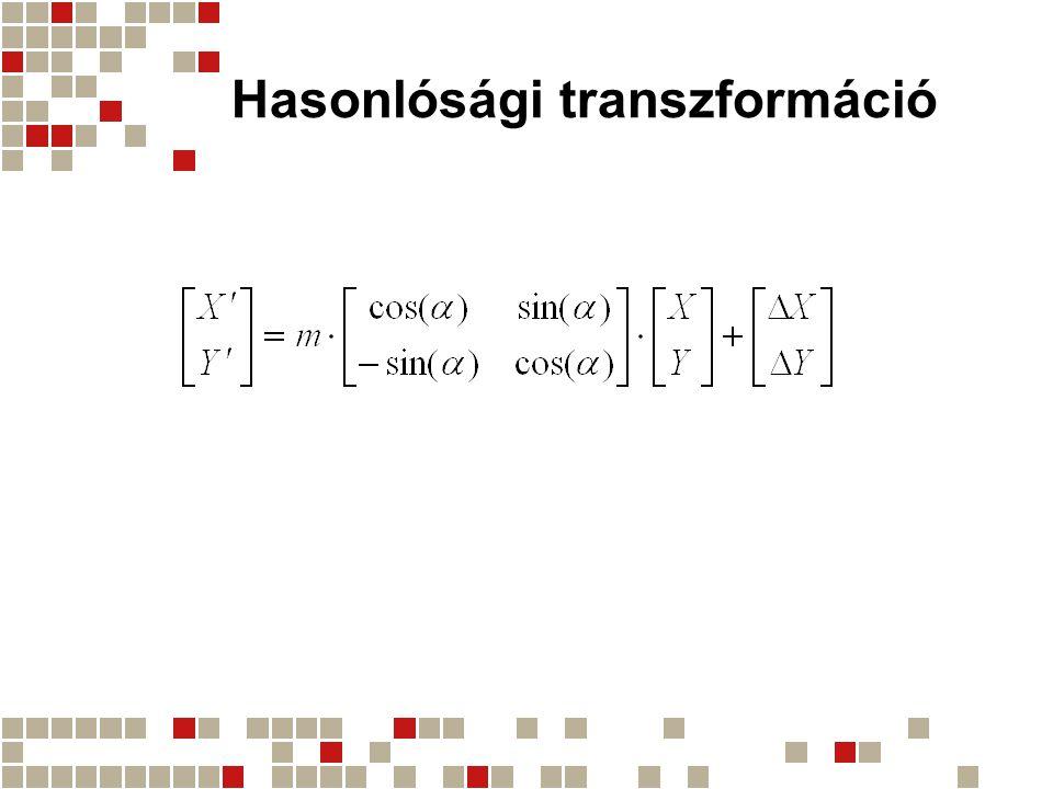 Hasonlósági transzformáció