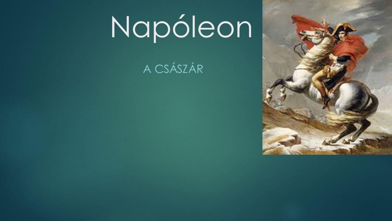 Napóleon A CSÁSZÁR