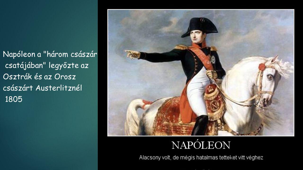 Napóleon a