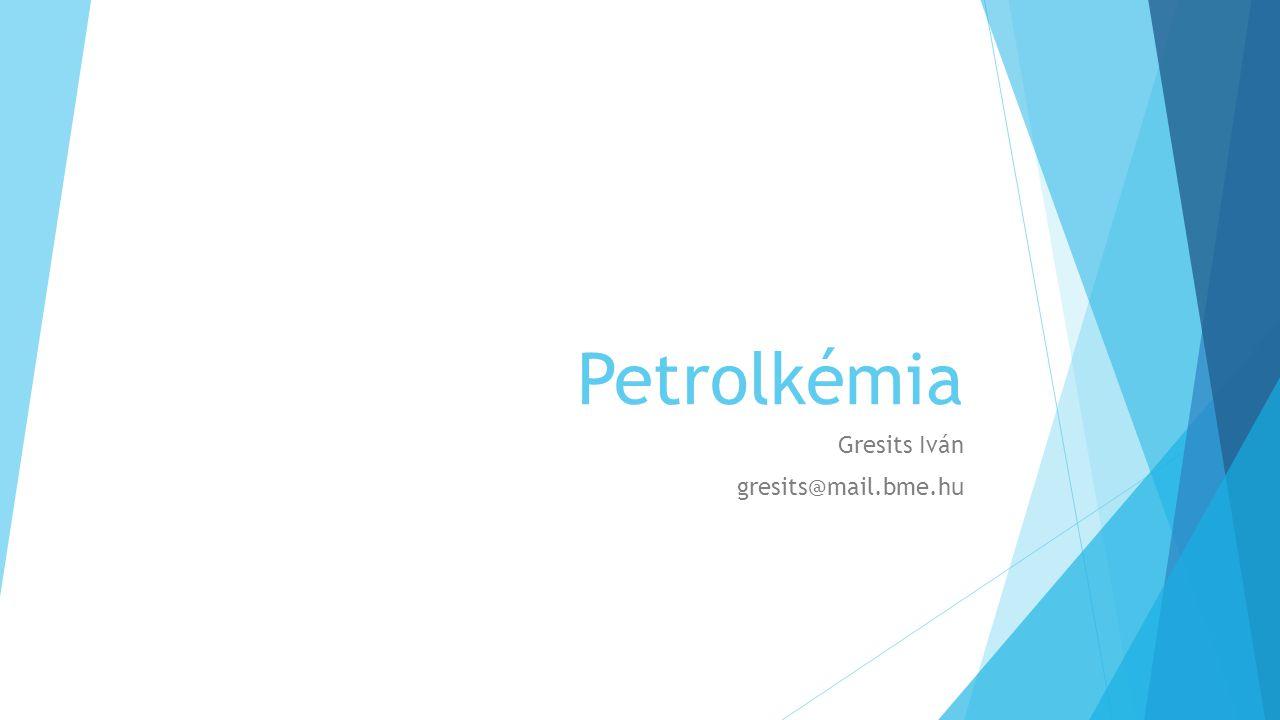 Petrolkémia kőolaj komponensek feldolgozásával foglalkozó iparág.