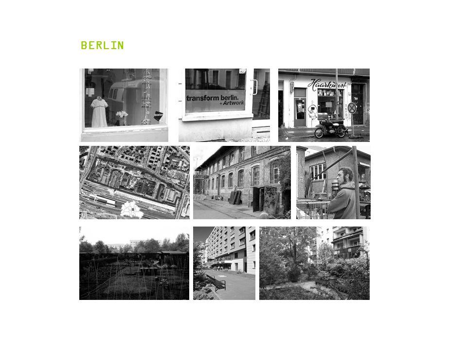 """""""EINFACH – MEHRFACH PROJEKTEK _ Bauspelplatz Leberberg a játszótér egy külvárosi foghíjon valósult meg, ahol korábban egy plázát akartak építeni, de az építkezés időközben leállt a terület problémássá vált, amikor hajléktalanok foglalták el a megépült szerkezeteket a területen az """"Einfach- Mehrfach program keretein belül egy különleges építő játszóteret alakítottak ki amikor a pláza megépült helyet kapott benne néhány funkció a korábbi játszótér életéből, a telken álló 2 családi házat nem rombolták le, hanem az ifjúsági központ kapott helyet benne"""