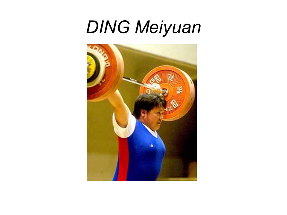 DING Meiyuan