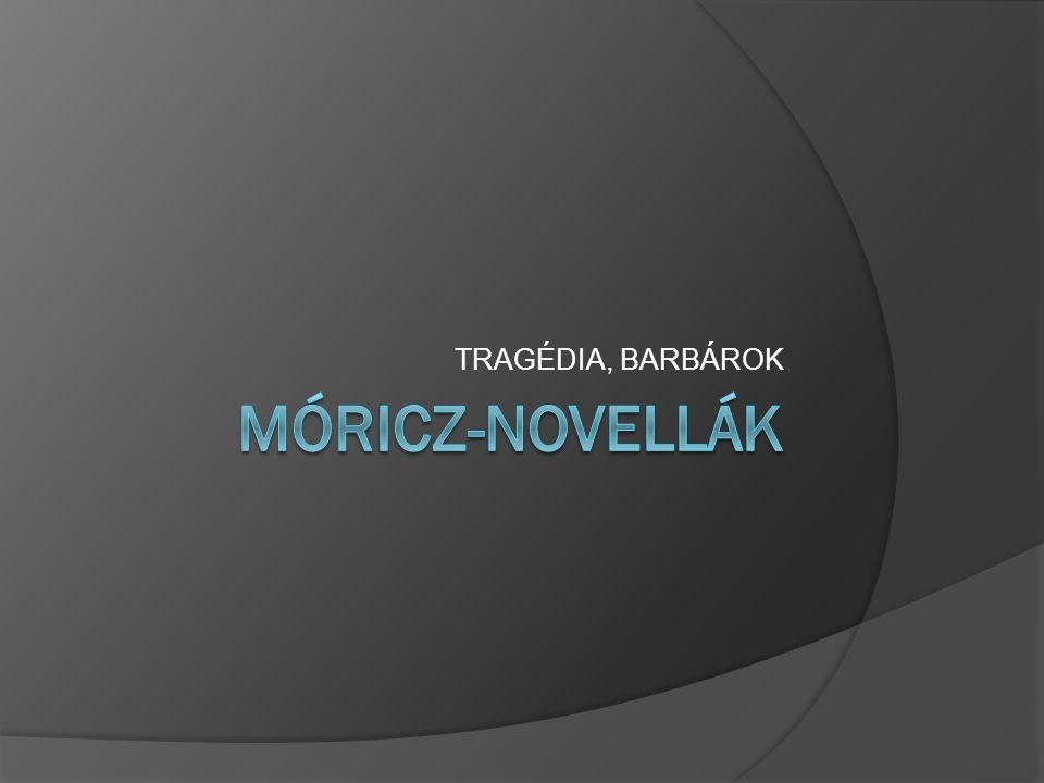 TRAGÉDIA, BARBÁROK